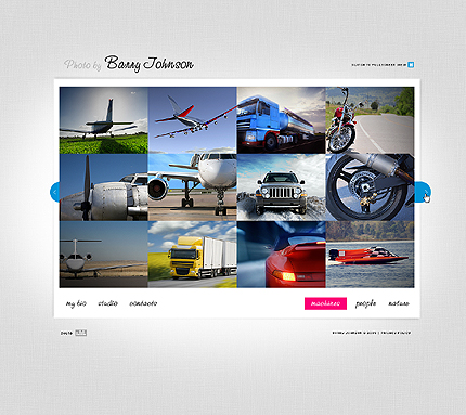 MotoCMS Flash Template #27204