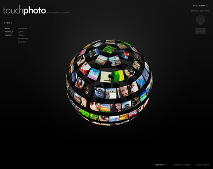 MotoCMS Flash Template #27447
