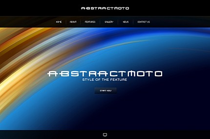 MotoCMS Flash Template #28533