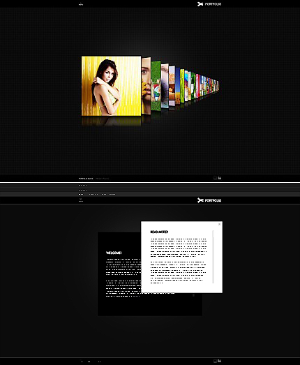 MotoCMS Flash Template #34688