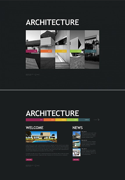 MotoCMS Flash Template #34983