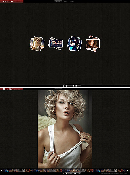 MotoCMS Flash Template #36256