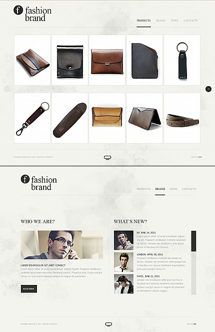 MotoCMS Flash Template #37428