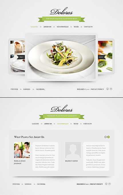 MotoCMS Flash Template #40629