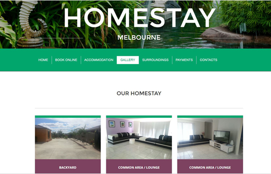 Home Stay Melbourne