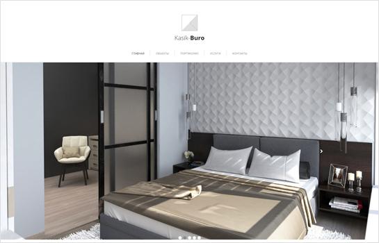 Kasik-Buro MotoCMS-based Website