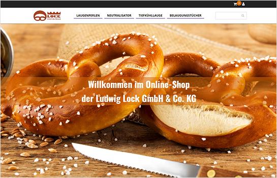 Lock-Shop MotoCMS-based Website