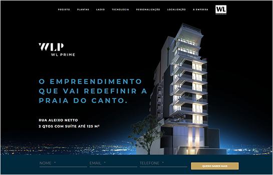 WL Prime MotoCMS-based Website